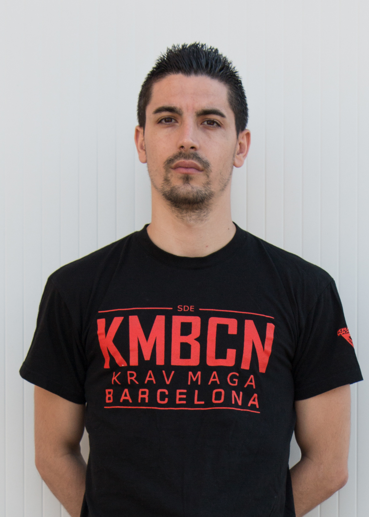 Instructor Miguel Membrive Krav Maga